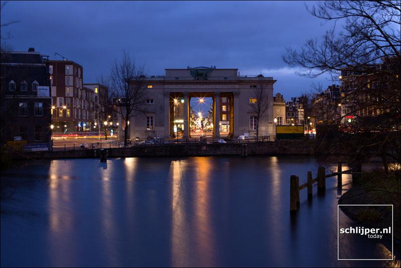 Nederland, Amsterdam, 6 december 2013