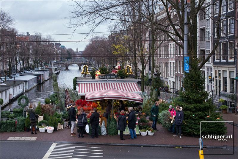 Nederland, Amsterdam, 7 december 2013