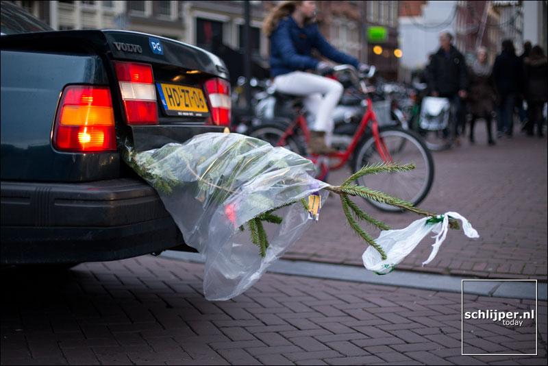 Nederland, Amsterdam, 8 december 2013