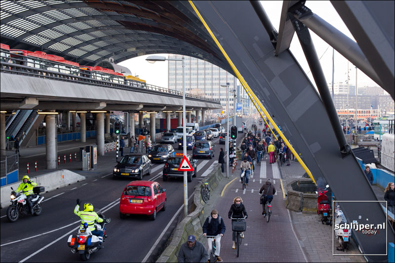 Nederland, Amsterdam, 12 december 2013