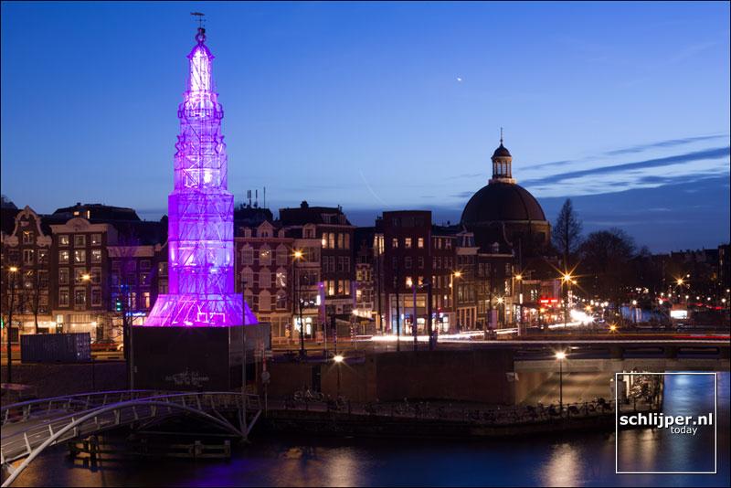 Nederland, Amsterdam, 14 december 2013