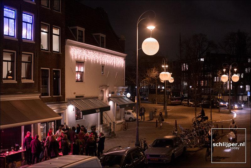 Nederland, Amsterdam, 17 december 2013