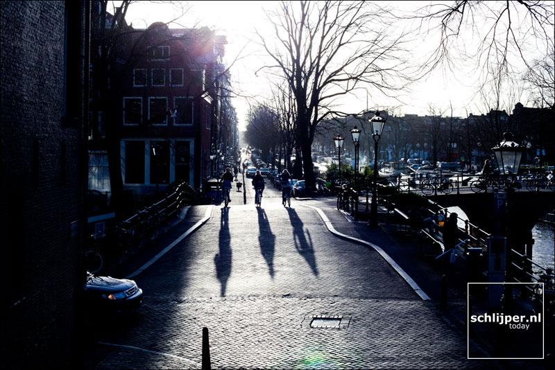 Nederland, Amsterdam, 19 december 2013