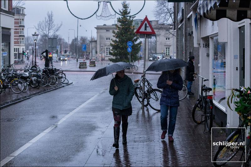 Nederland, Amsterdam, 21 december 2013