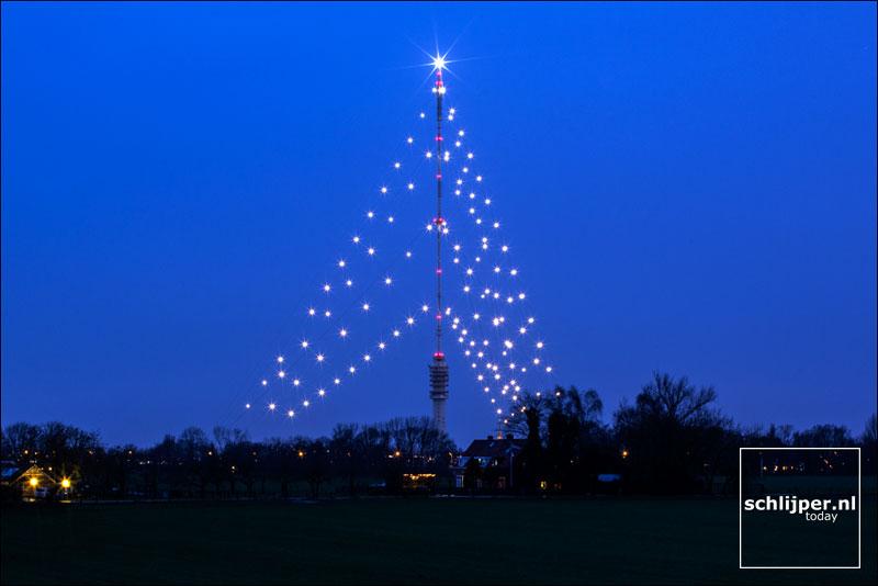 Nederland, IJsselstein, 24 december 2013