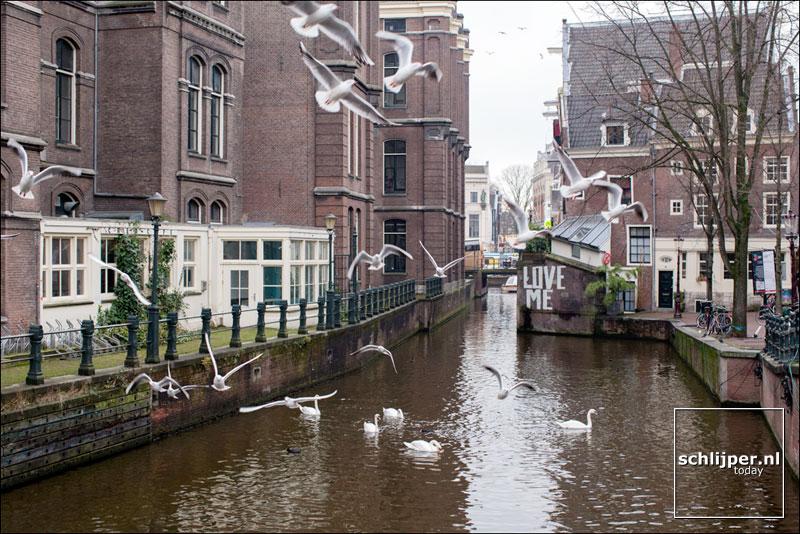 Nederland, Amsterdam, 26 december 2013