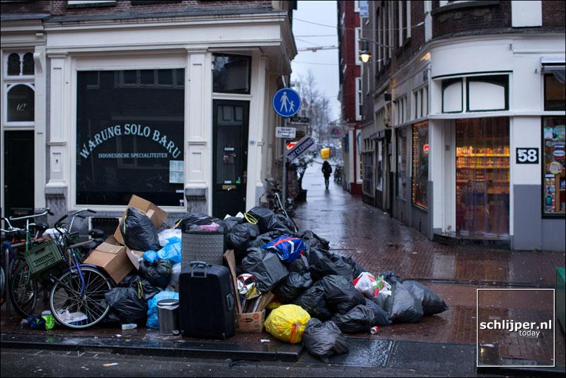 Nederland, Amsterdam, 27 december 2013