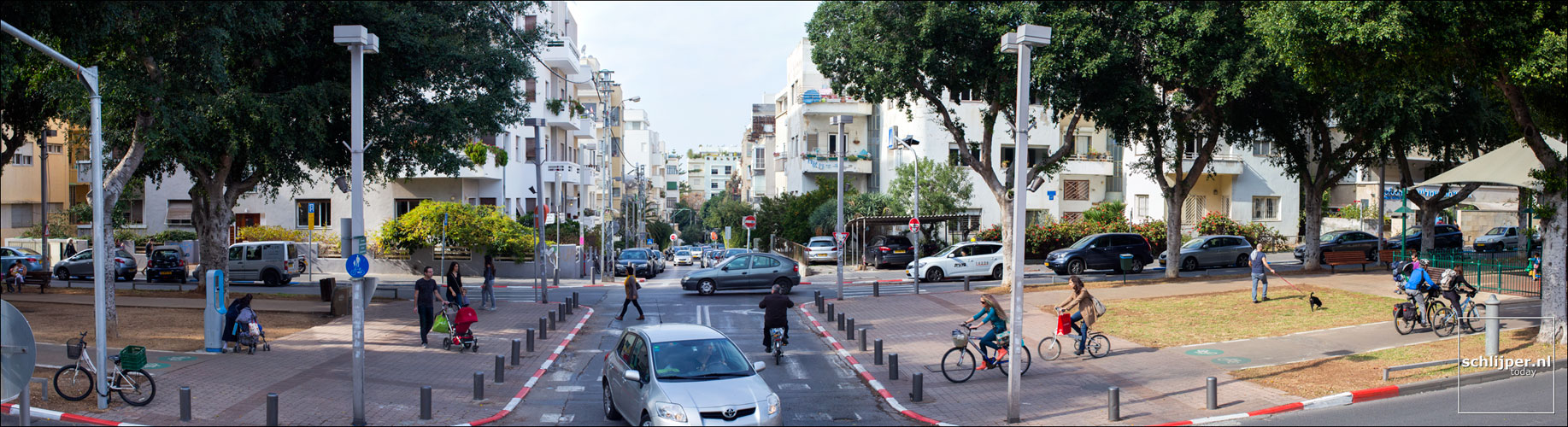 Israel, Tel Aviv, 3 januari 2014