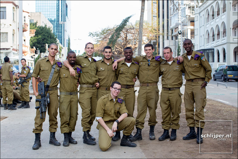 Israel, Tel Aviv, 5 januari 2014