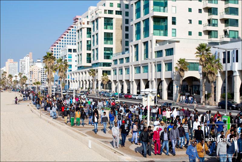 Israel, Tel Aviv, 6 januari 2014