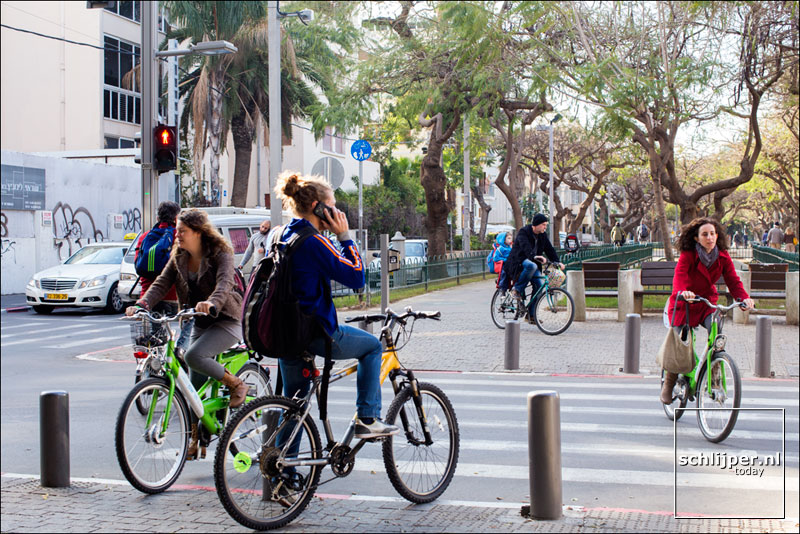 Israel, Tel Aviv, 9 januari 2014