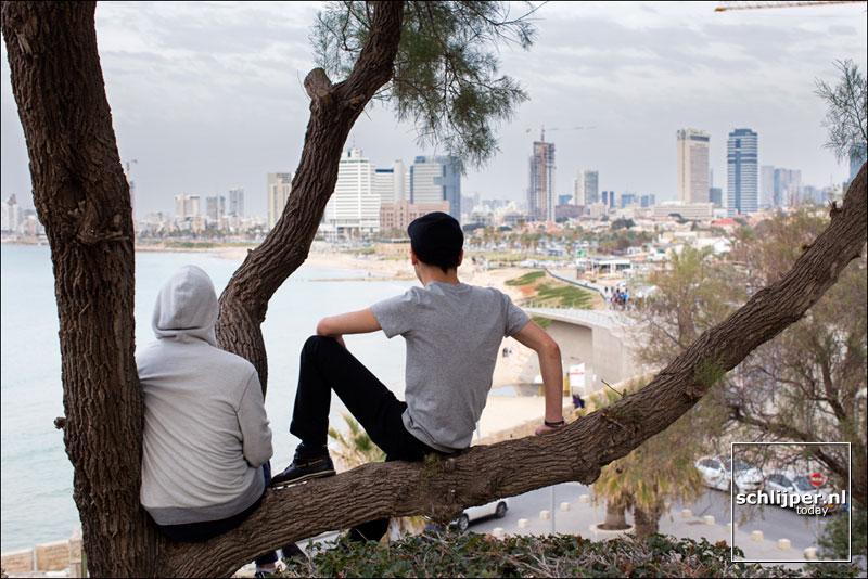 Israel, Jaffa, 9 januari 2014