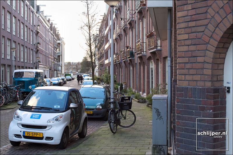 Nederland, Amsterdam, 11 januari 2014