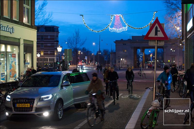 Nederland, Amsterdam, 12 januari 2014