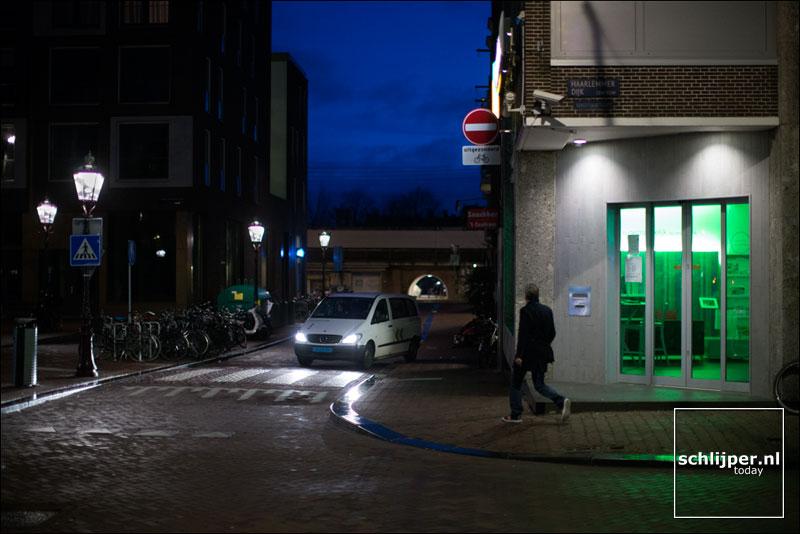 Nederland, Amsterdam, 13 januari 2014