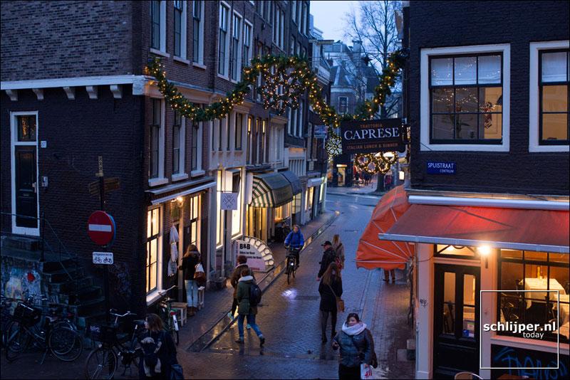 Nederland, Amsterdam, 15 januari 2014