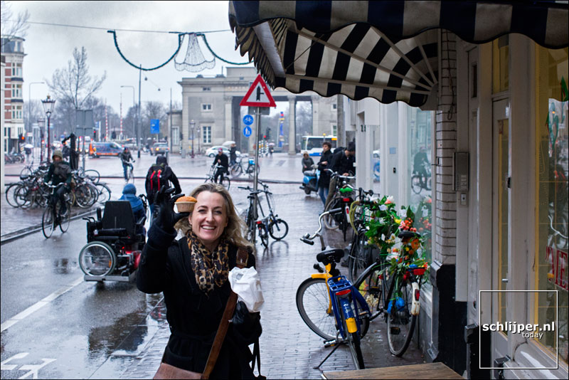 Nederland, Amsterdam, 16 januari 2014