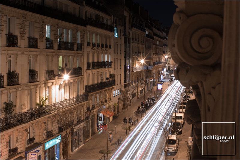 Frankrijk, Parijs, 18 januari 2014