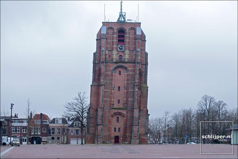 Nederland, Leeuwarden, 20 januari 2014