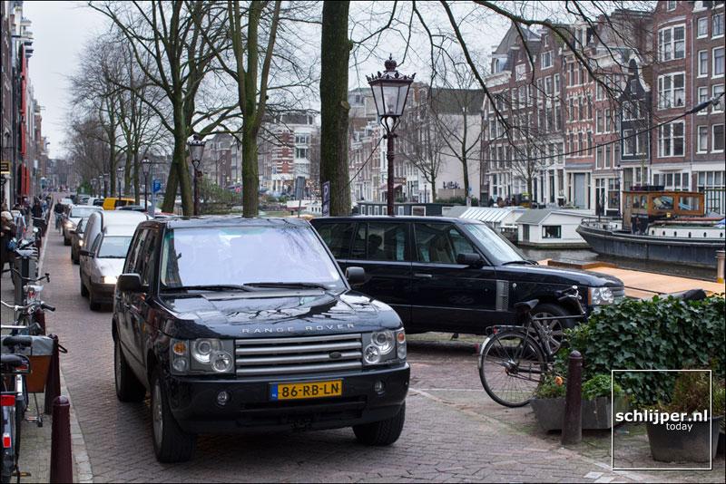 Nederland, Amsterdam, 25 januari 2014