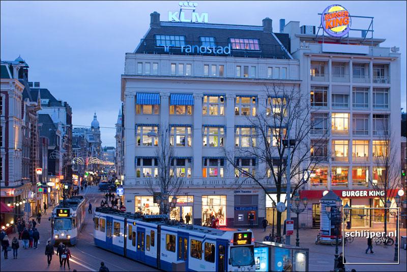 Nederland, Amsterdam, 28 januari 2014