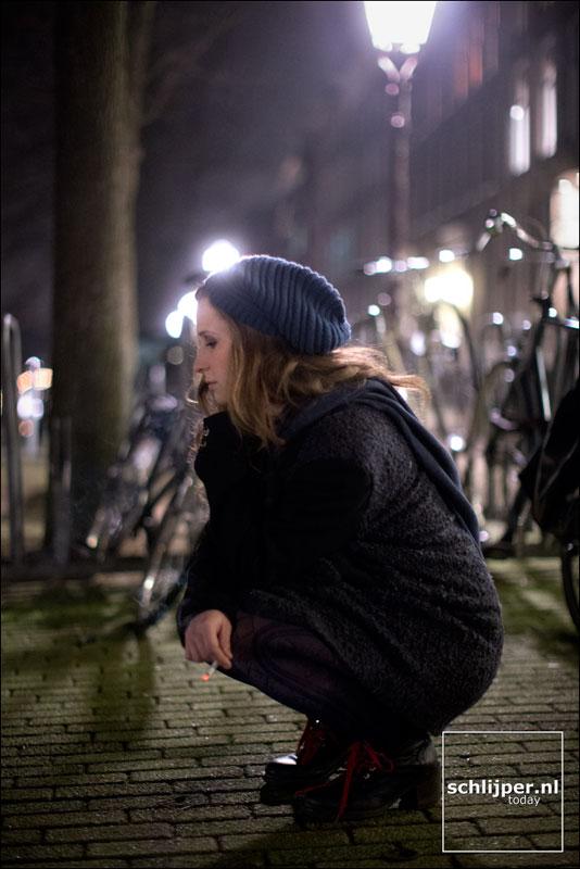 Nederland, Amsterdam, 30 januari 2014