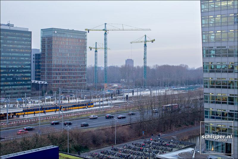 Nederland, Amsterdam, 31 januari 2014