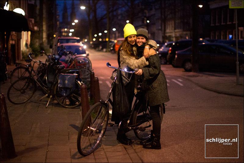 Nederland, Amsterdam, 2 februari 2014