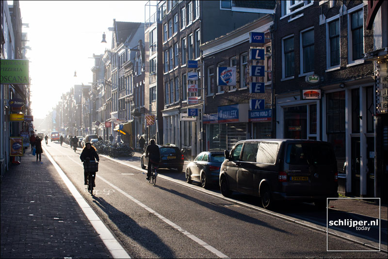 Nederland, Amsterdam, 3 februari 2014