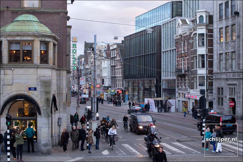 Nederland, Amsterdam, 4 februari 2014