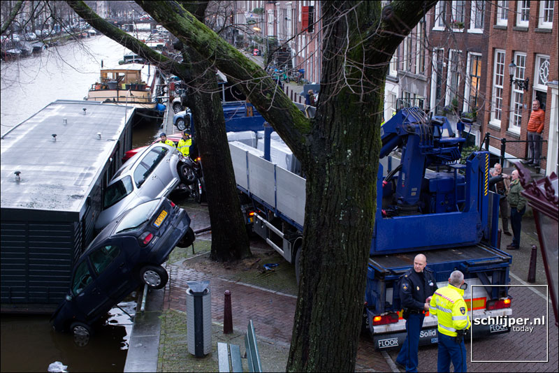 Nederland, Amsterdam, 7 februari 2014