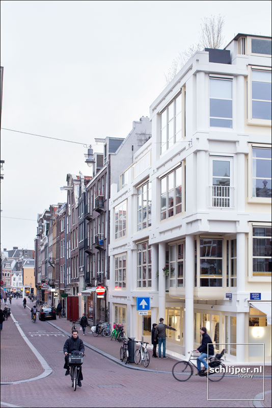Nederland, Amsterdam, 10 februari 2014
