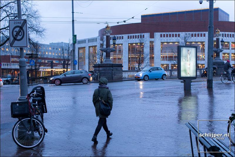 Nederland, Amsterdam, 11 februari 2014