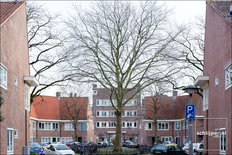 Nederland, Amsterdam, 13 februari 2014