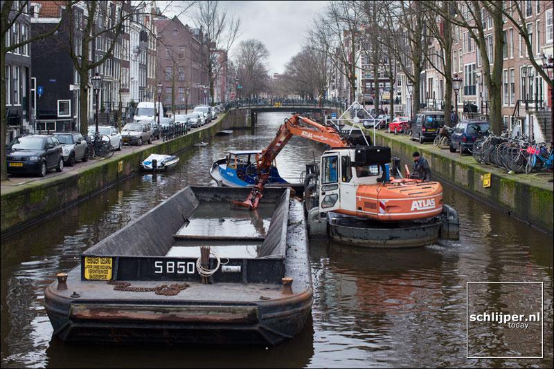Nederland, Amsterdam, 12 februari 2014