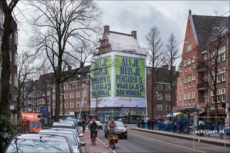 Nederland, Amsterdam, 18 februari 2014
