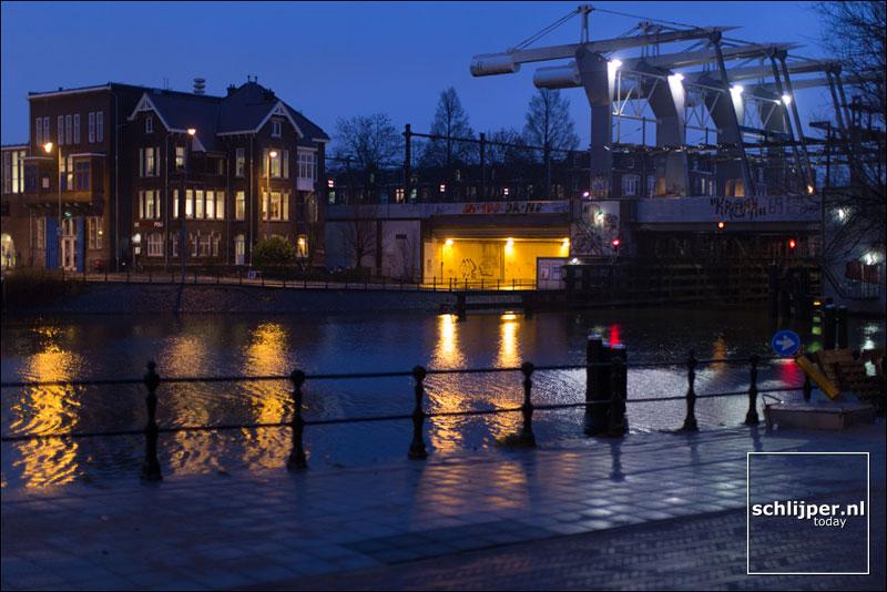 Nederland, Amsterdam, 20 februari 2014