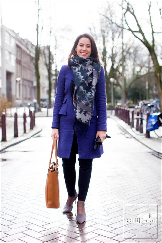 Nederland, Amsterdam, 21 februari 2014