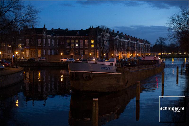 Nederland, Amsterdam, 25 februari 2014