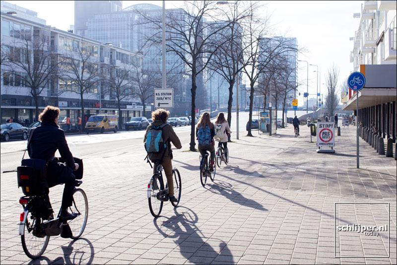 Nederland, Amsterdam, 26 februari 2014