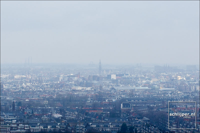 Nederland, Amsterdam, 28 februari 2014