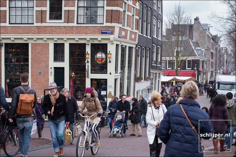 Nederland, Amsterdam, 1 maart 2014