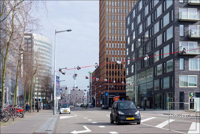 Nederland, Amsterdam, 6 maart 2014