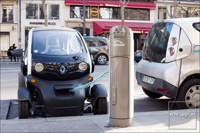 Frankrijk, Parijs, 8 maart 2014