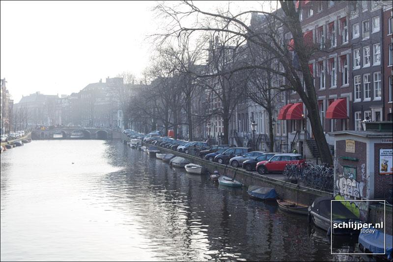 Nederland, Amsterdam, 10 maart 2014