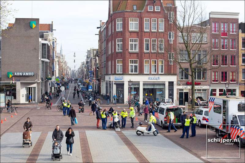 Nederland, Amsterdam, 14 maart 2014