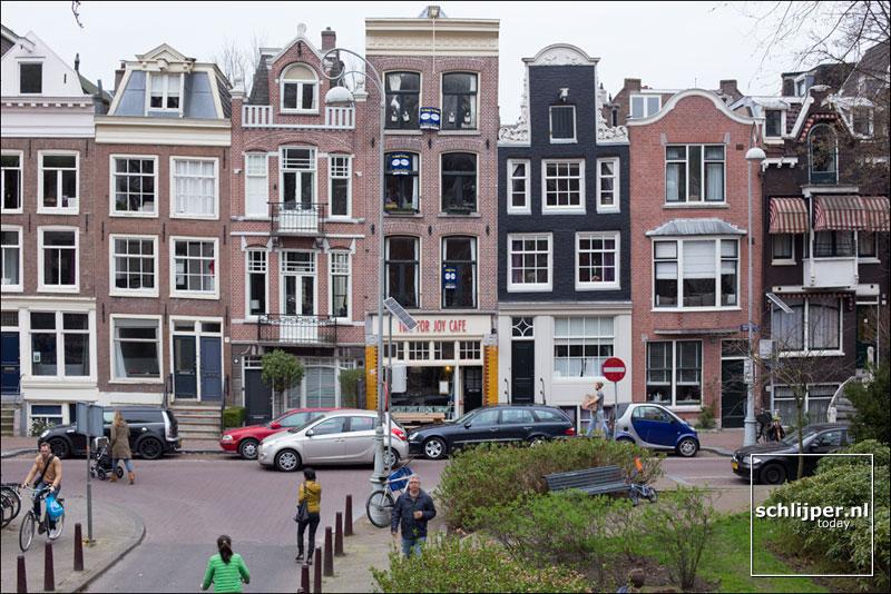 Nederland, Amsterdam, 17 maart 2014