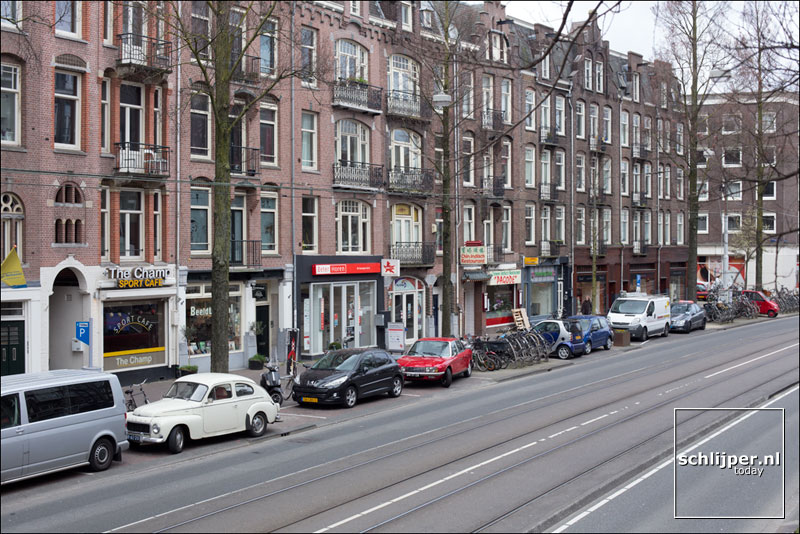 Nederland, Amsterdam, 18 maart 2014