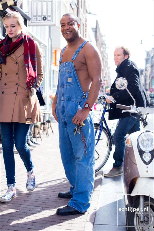 Nederland, Amsterdam, 19 maart 2014