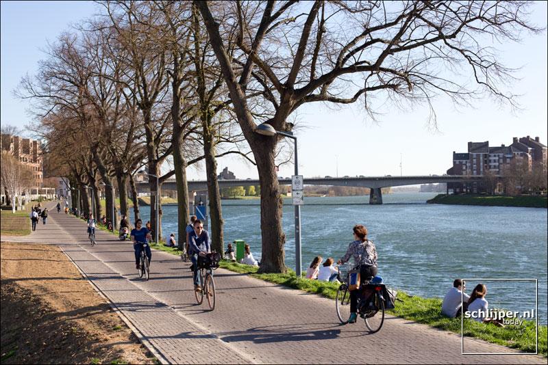 Nederland, Maastricht, 20 maart 2014
